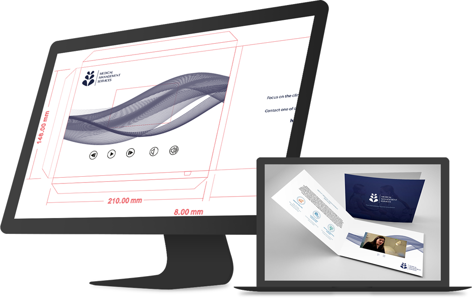 Video Brochure Design