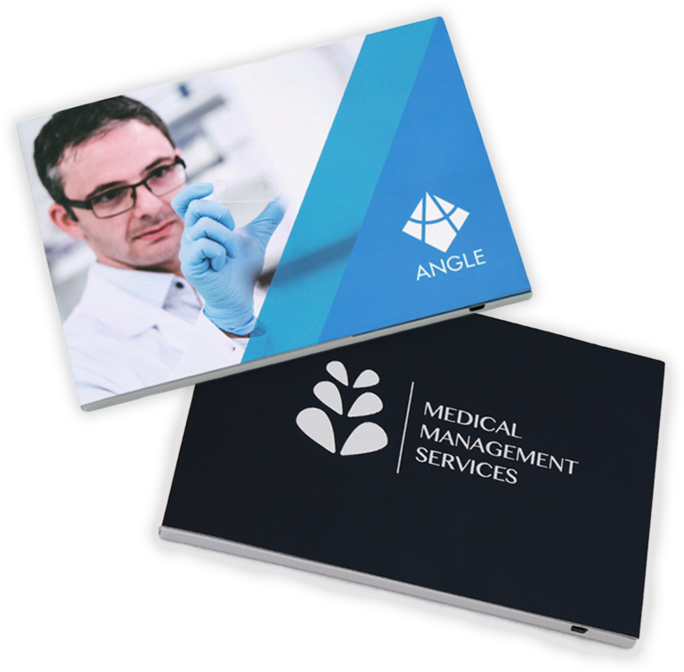 Healthcare Marketing Bespoke Video Brochures